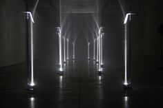 An Archway Constructed Of Bent Light - DesignTAXI.com