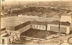 Exposition Universelle de Gand 1913 / Ghent 1913   Flickr - Photo Sharing! #Expo2015 #Milan #WorldsFair