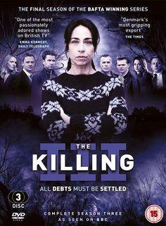 The Killing - Series 3 [DVD]: Amazon.co.uk: Sofie Gråbøl, Nikolaj Lie Kaas: Film & TV