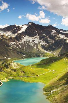 HD wallpaper of italian, landscape, mountains, nature