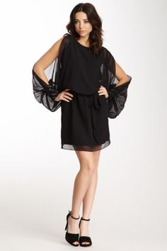 There is always room for another black dress in my closet!