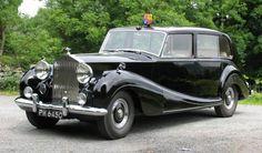 Rolls Royce IV Felipe d'Espagne