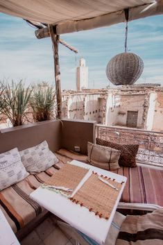 Rooftops in Marrakech – Asia destinations - Travel Destinations Riad Marrakech, Visit Marrakech, Marrakech Travel, Morocco Travel, London City, New York City, Africa Destinations, Travel Destinations, Ancient Greek Architecture