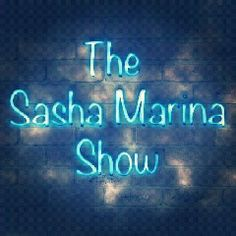 New banner. The Sasha Marina Show™