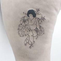 As novas formas de representar mulheres na tatuagem
