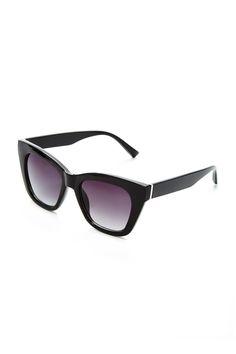 Oversized Square Sunglasses - Accessories - Sunglasses + Readers - 1000236169 - Forever 21 EU English