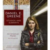 Daniel E. Greene - Portrait Artist, Subway Paintings, Still Lifes, Workshops, Paint Sets & Painting Videos Postcard Wall, Green Wall Art, Art Students League, New York Subway, Teaching Career, National Academy, Painting Still Life, Lovers Art, Portrait
