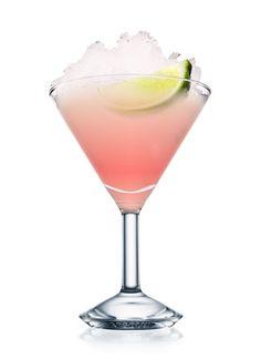 Frozen Daiquiri (2 Parts Aged Rum   1 Part Simple Syrup    1 Part Lime Juice    1 Part Maraschino Liqueur    1 Wedge Lime)