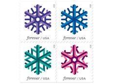 COLLECTORZPEDIA Geometric Snowflakes