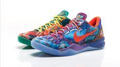 """Nike Kobe 8 """"What the Kobe"""" Release Details"""