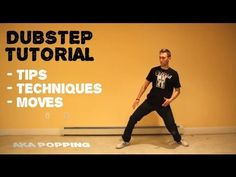 How To Dance to DUBSTEP Tutorial | Robotic POPPING Lesson - http://www.thehowto.info/how-to-dance-to-dubstep-tutorial-robotic-popping-lesson/