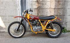 SR400 VMX : latest build by Brat Style  - Japan