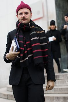The Sartorialist / On the Street…Palais de Tokyo, Paris  // #Fashion, #FashionBlog, #FashionBlogger, #Ootd, #OutfitOfTheDay, #StreetStyle, #Style