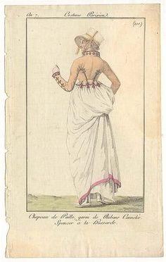 Mary Darby Robinson: The Regency Fashion Police! – The Pragmatic Costumer - 1800s Fashion, 18th Century Fashion, Victorian Fashion, 19th Century, Victorian Dresses, Medieval Fashion, Regency Dress, Regency Era, Historical Costume