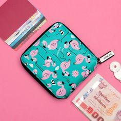 Kiitos cute animals series original fashion leisure short leather wallet