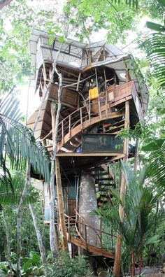 4 BR/2 bath Treehouse in Costa Rica/Corcovado/Pool/Beach/Private... - HomeAway Cantón Golfito