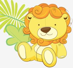 cute baby safari for boy and girl on Behance