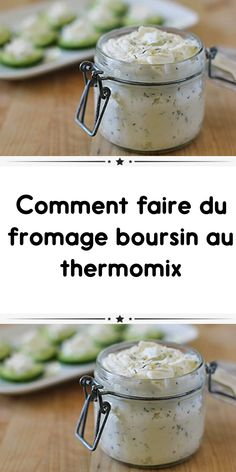 Comment faire du fromage boursin au thermomix The post Comment faire du fromage boursin au thermomix appeared first on Thermomix. Eat This, Homemade Cheese, Cooking Chef, Antipasto, Healthy Breakfast Recipes, Entrees, Main Dishes, Good Food, Food And Drink