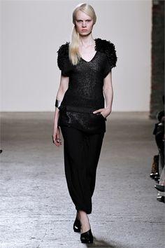 Sfilata Zero + Maria Cornejo New York - Collezioni Autunno Inverno 2013-14 - Vogue