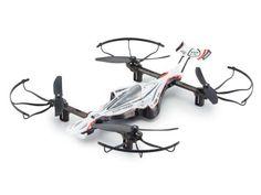 1/18 Scale Radio Control DRONE RACER  G-ZERO Dynamic White Readyset 20571W