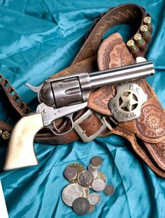 Its All Good Single Action Revolvers, Cowboy Action Shooting, Lever Action Rifles, Airsoft Guns, Texas Rangers, Guns And Ammo, Cowboys And Indians, Firearms, Hand Guns