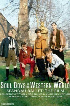 Soul Boys / Spandau
