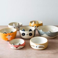 Great No Cost clay pottery animals Suggestions @ quejlaverga Pottery Painting Designs, Pottery Designs, Ceramic Pottery, Pottery Art, Ceramic Bowls, Ceramic Tableware, Slab Pottery, Thrown Pottery, Pottery Studio
