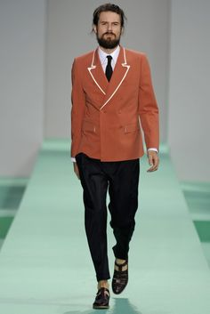 Paul Smith Men's RTW Spring 2013