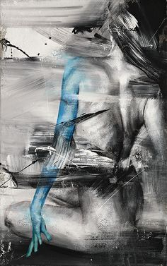 {P6} Painting - Body Toy Series - Artist. Pier was born in 1957 in the village of Torreano near Cividale in Northern Italy, surrounded by the art and antiquities of ancient Rome ... MusETouch :)