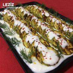 Roast Zucchini in Taste - My Delicious Food - lia Easy Cake Recipes, Pumpkin Recipes, Salsa Bechamel, Roast Zucchini, Eggplant Dishes, Armenian Recipes, Baked Pumpkin, Iftar, Healthy Cooking