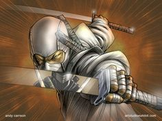Storm Shadow vs Snake Eyes : deviantART Great picture!