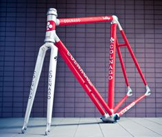 Twin downtube / 1991 COLNAGO Carbitubo / 双下管 | by Father_TU