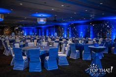 Motor City Casino Hotel Associate's ~*FROZEN*~ Party