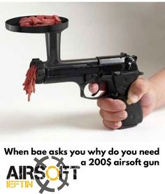 Getting your first airsoft replica