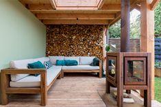 Een nieuwe tuin mét voor ieder wat wils! - Eigen Huis en Tuin Home And Garden, House, Outdoor Sectional Sofa, Outdoor Bed, Home, Outside Living, Patio Design, Outdoor Furniture, Outdoor Sofa