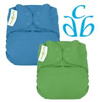 Bumgenius elemental...one size organic cotton all in one cloth diaper. @cottonbabies @Diaper Junction Cloth Diapers