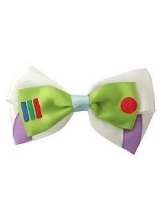 Disney Toy Story Buzz Lightyear Cosplay Bow   Hot Topic