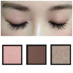 Find more information on makeup artists Soft Eye Makeup, Korean Eye Makeup, Purple Eye Makeup, Asian Makeup Looks, Japanese Makeup, Asian Eyes, Body Makeup, Eye Make Up, Beauty Make Up