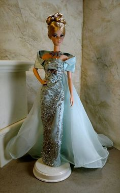 A Dream is a Wish Your Heart Makes fits Silkstone BArbie by GinOCouture