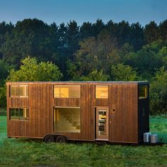 Escape One XL : A House on Wheels