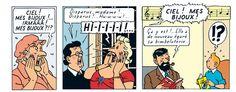 Les Aventures de Tintin - Bianca Castafiore