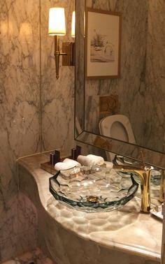 Bathroom Wall Decor, Bathroom Interior, Bedroom Decor, Home Bedroom, Chic Bathrooms, Dream Bathrooms, Beautiful Bathrooms, Bathroom Design Luxury, Home Interior Design