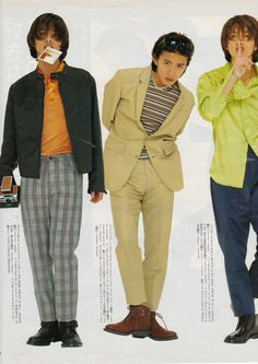 90s Wear, Takuya Kimura, Gentleman Style, Vintage Japanese, Japanese Fashion, Pretty Boys, Pretty People, Passion For Fashion, How To Look Better