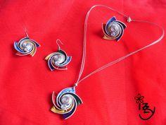 Cup Art, Pop Bottles, Coffee Pods, Bijoux Diy, Diy Earrings, Metal Jewelry, Jewelry Making, Jewellery Diy, Belly Button Rings