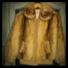Faux Fur coat MAKE AN OFFER!!!!! 1940's VINTAGE COTOUR LILLI ANN FAUX FUR COAT... IF YOU KNOW FASHION YOU KNOW THIS DESIGNER. LOOK HER UP!!! NWOT Adolph Sherman for Lilli Ann Jackets & Coats