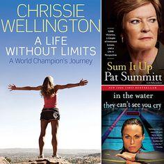 Inspiring Sports Memoirs About Women