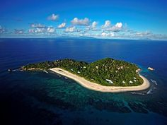 Cousine Island Hideaway is a lavish and exclusive getaway - this is private island living at its best. #seychelles #Africa