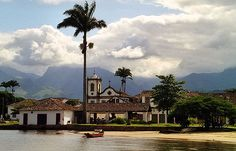 https://flic.kr/p/uuJWa   Paraty, Brazil   Located on the coast of the state of Rio de Janeiro, in Brazil, Paraty (or Parati) is a preserved Portuguese colonial and Brazilian imperial town.