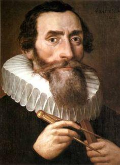Johannes Kepler, ca. 1610 (Unknown Artist) Locaton TBD, A Benedictine monastery in Krems, Austria?