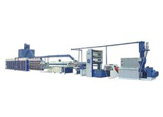 Know about the Raffia Tape Stretching Line, which is an ideal plastic extrusion machinery for producing chemical bags, cement bags, rice bags, lamination fabrics and tarpaulin powered by Ocean Extrusions.